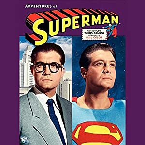Adventures of Superman, Vol. 4 Radio/TV Program