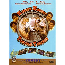Horsey-Horsey,Tigidig-tigidig- Philippines Filipino Tagalog DVD Movie