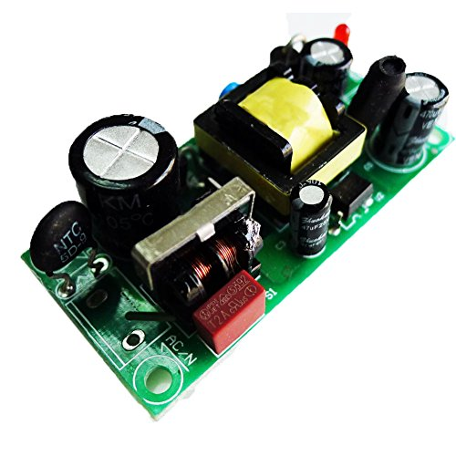 AC to DC Power Supply Module Isolation AC85-265V 220V 230V to DC 12V 1A output (Western Isolation Module compare prices)