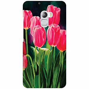 Back Cover For Lenovo K4 Note -(Printland)
