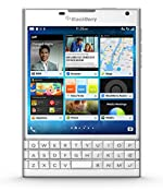 Amazon.com: BlackBerry Passport - Factory Unlocked Smartphone - White: Cell Phones & Accessories