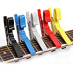 6 String Acoustic / Electric Guitar C...