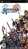 Dissidia Final Fantasy - Sony PSP