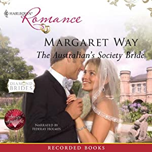 The Australian's Society Bride | [Margaret Way]
