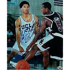 Cedric Bozeman Signed 8x10 UCLA Bruins Photo SL Authentic Atlanta Hawks