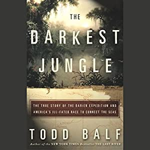 The Darkest Jungle Audiobook