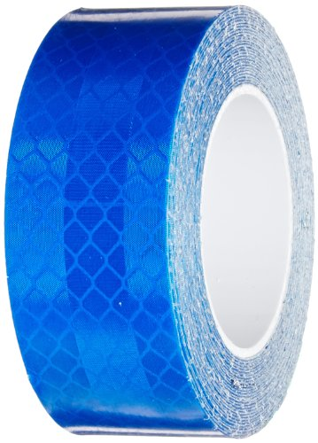 3m 3435 blue reflective tape 1 quot width x 5yd length 1 roll general