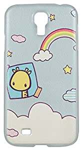 Back Cover For Samsung Galaxy S4 Zeztee branded