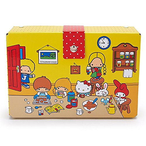 Sanrio Sanrio Characters Handy case '70s room From Japan New (70s Dress Up Ideas)