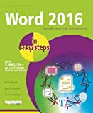 img - for Word 2016 in easy steps book / textbook / text book