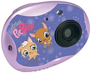 Lexibook Spider-Man Sense DJ015LPS Jeu Électronique Appareil Photo Numerique Littlest Pet Shop 300K Pixels
