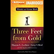 Three Feet from Gold: Turn Your Obstacles Into Opportunities | [Sharon L. Lechter, Greg S. Reid]