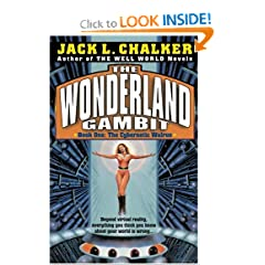 The Cybernetic Walrus (The Wonderland Gambit, Book 1) by Jack L. Chalker