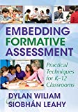 img - for Embedding Formative Assessment: Practical Techniques for K-12 Classrooms book / textbook / text book