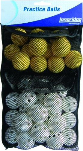 Longridge Golf Trainingsbälle, 32er Pack