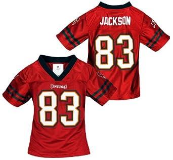 NFL Tampa Bay Buccaneers Boys Vincent Jackson #83 Dazzle Jersey by NFL