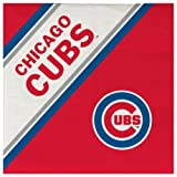 Chicago Cubs Disposable Napkins