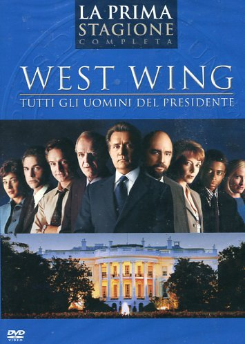The West Wing - Tutti gli uomini del Presidente Stagione 01 [6 DVDs] [IT Import]