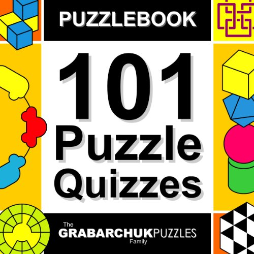 Free Kindle Book : 101 Puzzle Quizzes (Interactive Puzzlebook for E-readers)