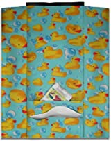 Mamma's Milk Just Ducky Pocket Change Diaper Organizer