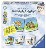 Ravensburger - Tarjeta didáctica (44252) (versión en alemán)