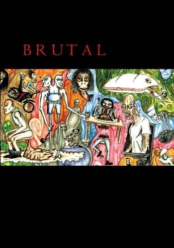 Brutal  [Luna, Abraham] (Tapa Blanda)