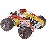 Monster Buggies Metal Mechanix Zephyr Mechanics Blocks Engineering Kids Toy Game FREE SHIPPING - Make Different...