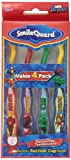 Dr. Fresh Marvel Heroes 4 Pk Toothbrush