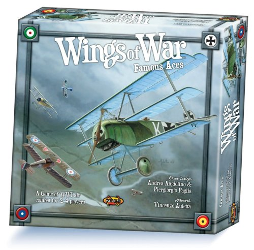 Wings of War WWI: Famous Aces (Wwi Aces compare prices)