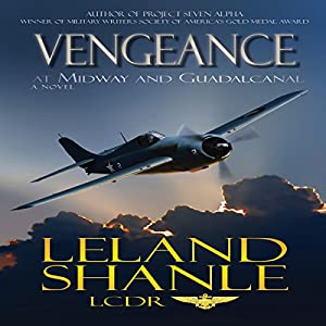 Vengeance: At Midway and Guadalcanal Audiobook