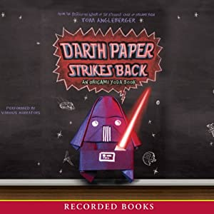 Darth Paper Strikes Back: An Origami Yoda Book | [Tom Angleberger]