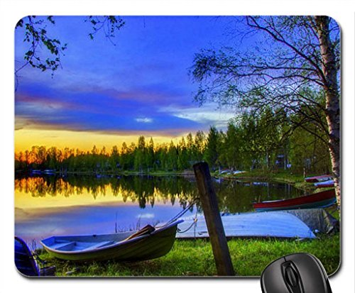 Feeling Reminiscent Mouse Pad, Mousepad (Sunsets Mouse Pad)