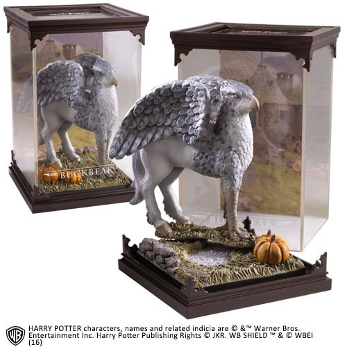 Harry Potter Magical Creatures Statue Buckbeak 19 cm Noble Collection