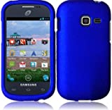 For Samsung Galaxy Discover S730g Hard Cover Case Blue Accessory