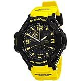 G-Shock GA-1000-9B Gravity Master Designer Watch - Yellow/Black / One Size
