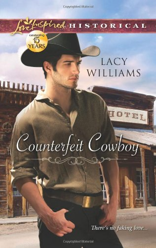 Image of Counterfeit Cowboy (Love Inspired Historical)