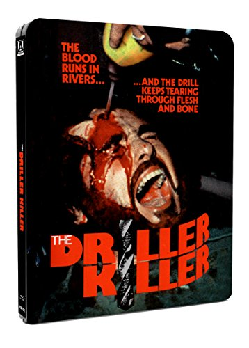 Driller Killer, The (Limited Edition Steelbook) [Blu-ray + DVD] (Killers Blue Ray compare prices)