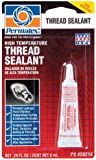 Permatex 59214-12PK High Temperature Thread Sealant, 6 ml (Pack of 12)