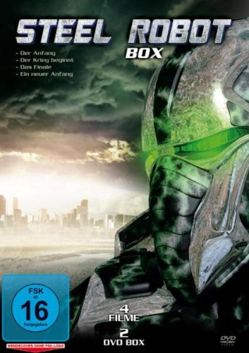 Steel Robot Box [2 DVDs]