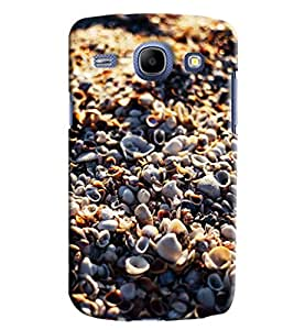 Blue Throat Sheprinted Designer Back Cover/ Case Samsung Galaxy Core