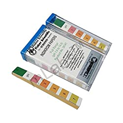 Fisher Scientific Universal Full Range pH (1-14) Strips (200 Strips) By mLabs
