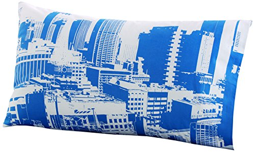 "Rock Your Room City Skyline Pillowcase, 20 x 26"" - 1"