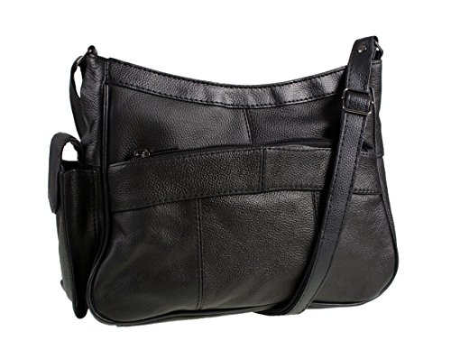 Womens Leather Handbag / Shoulder Bag  Side Mobile