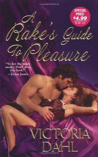 Image of A Rake's Guide To Pleasure (Zebra Historical Romance)