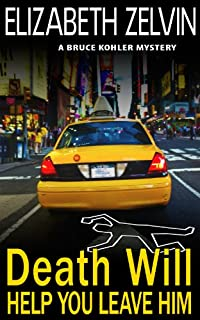 (FREE on 6/10) Death Will Help You Leave Him: A Humorous New York Mystery; Bruce Kohler #2 by Elizabeth Zelvin - http://eBooksHabit.com