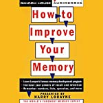 How to Improve Your Memory | Harry Lorayne