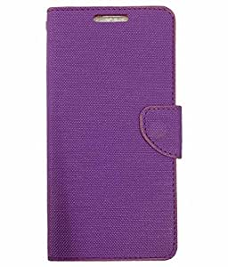 ZYNK CASE FLIP COVER FOR LETV LE 2S-PURPLE