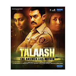 Talaash (2012) (Hindi Movie / Bollywood Film / Indian Cinema ) - BLU RAY [Blu-ray]