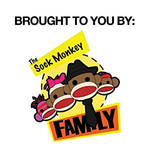 Principal Pudding From the Sock Monkey Family at 'Sock Monkeys'
