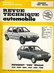 Revue technique automobile. peugeot 2...